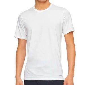 Calvin Klein Cotton Crewneck T-Shirt